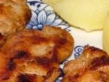 Medové maso na grilu recept