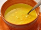Květáková polévka s mrkví recept