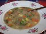 Bramborová polévka od babičky recept