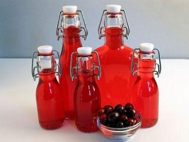 Brusinkový likér