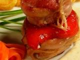 Vepřové špalíčky ve slaninovém kabátku recept