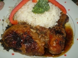 Kuře pečené nejen na jalovci recept