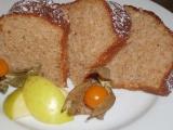Jablková bábovka s vůní skořice a rumu recept