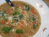 Rychlá nudlová polévka pro batolata recept