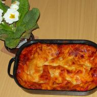 Italské lasagne recept