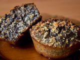 Zdravé a vláčné makové muffiny recept
