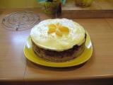 Rýžový nákyp jako dort recept