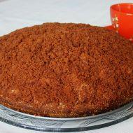 Falešný krtkův dort recept