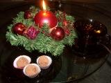 Vánoční pralinky recept