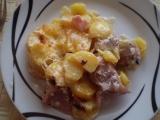 Mleté maso v kabátku recept