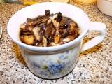 Rýže s masem a s houbami recept