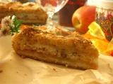 Sypaný jablkový koláč recept