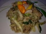 Kuřecí maso s celerem na medu recept