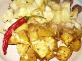Dýně a brambory zapečené se sýrem recept