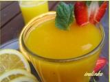 Citronovo-pomerančový koncentrát na výrobu džusu recept ...