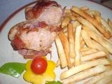 Vepřová panenka na slanině recept