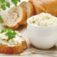 Chutná česneková pomazánka recept