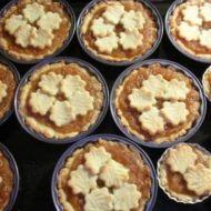 Pařížské jablkové koláče recept