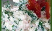 Falešné italské těstoviny s masíkem recept