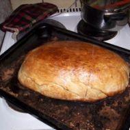 Domácí chléb 2 recept
