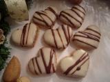 Srdíčka ořechová recept