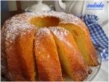 Tvarohovo-jablková bábovka recept