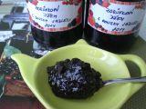 Borůvkový džem s kousky jablek recept