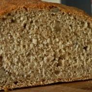 Domácí chléb z celozrnné mouky recept