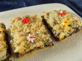 Hrnkový drobenkový koláč s povidly recept