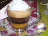 Alžírská káva recept
