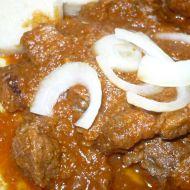 Hospodský hovězí guláš recept