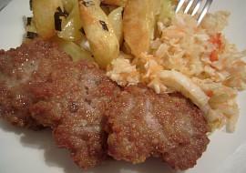 Karbanátky dvě různá jídla recept