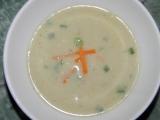 Krémová polévka z topinamburů recept