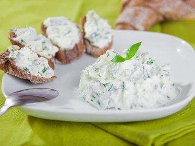 Pomazánka z taveného sýra