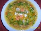 Polévka z mletého masa  oblíbená ze školní jídelny recept ...