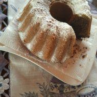 Hrníčková ořechová bábovka recept