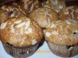 Švestkové muffiny recept