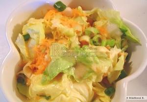 Jarní salát  vitamínová bomba