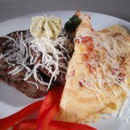 Marinovaný hovězí steak recept