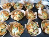 Velikonoční muffiny na slano recept