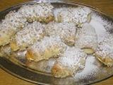 Kremrole-trdelníky recept