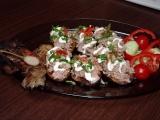 Grilované brambory s tuňákem recept
