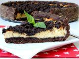 Tvarohový dort s kakaovou drobenkou recept