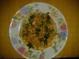Omeleta s kukuřicí a cibulkou recept