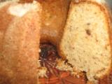 Hrnková bábovka s margotkou a oříšky. recept