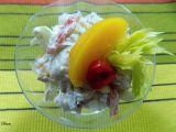 Salát s krůtím masíčkem recept