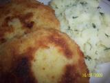 Smažené kedlubny s koprovýma bramborama recept