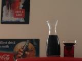 Falošné červené víno recept