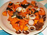 Salát z pečené dýně recept