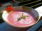 Studená rybízová polévka recept
